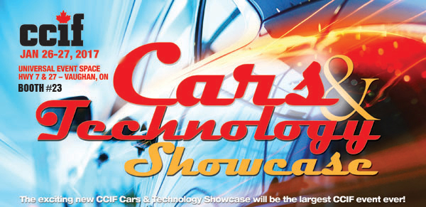 cars and technology showcase